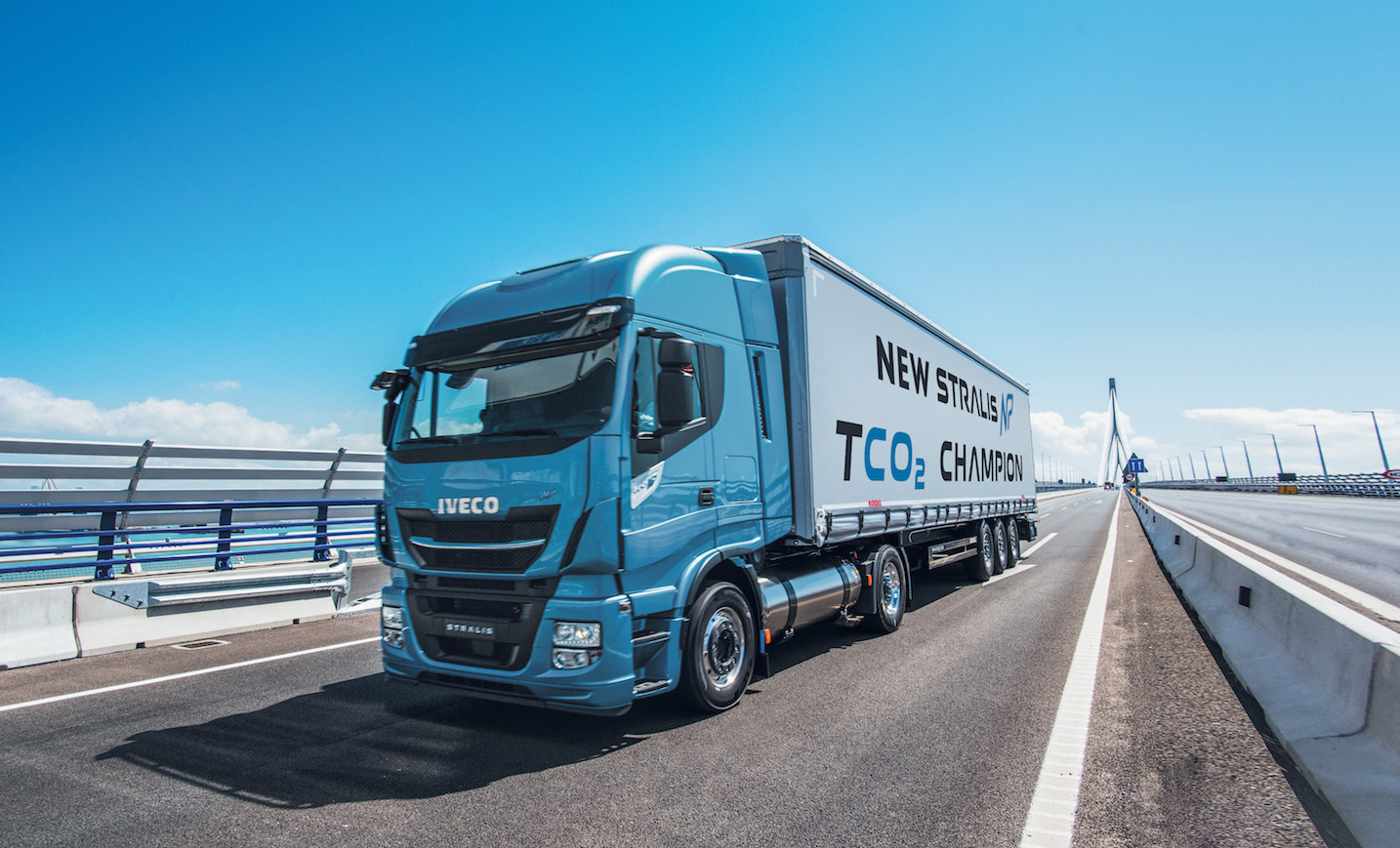 Iveco will participate in the 66th IAA Commercial Vehicles show – the most important international event in the commercial vehicle industry Ireland Truck News